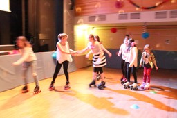 Valentine's Day Roller Disco - Thank you for your support!