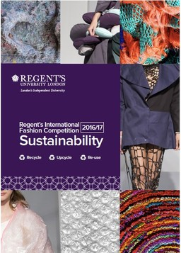 Fashion Competition at Regents University in London
